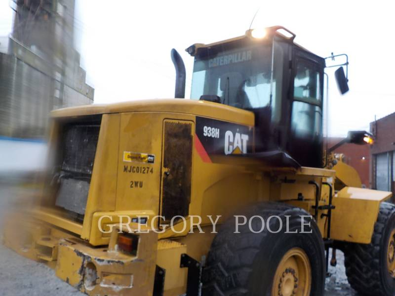 CATERPILLAR WHEEL LOADERS/INTEGRATED TOOLCARRIERS 938H equipment  photo 10