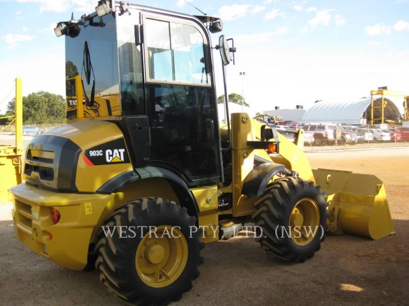 CATERPILLAR RADLADER/INDUSTRIE-RADLADER 903C equipment  photo 1