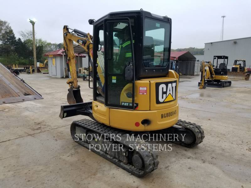 CATERPILLAR 履带式挖掘机 303.5E CAB equipment  photo 2