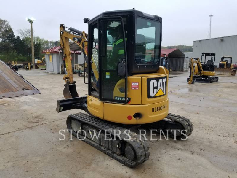 CATERPILLAR ESCAVATORI CINGOLATI 303.5E CAB equipment  photo 2