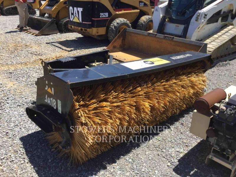 CATERPILLAR  BROOM BA18 equipment  photo 2