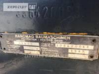 HANOMAG (KOMATSU) TRATTORI CINGOLATI D540E equipment  photo 17