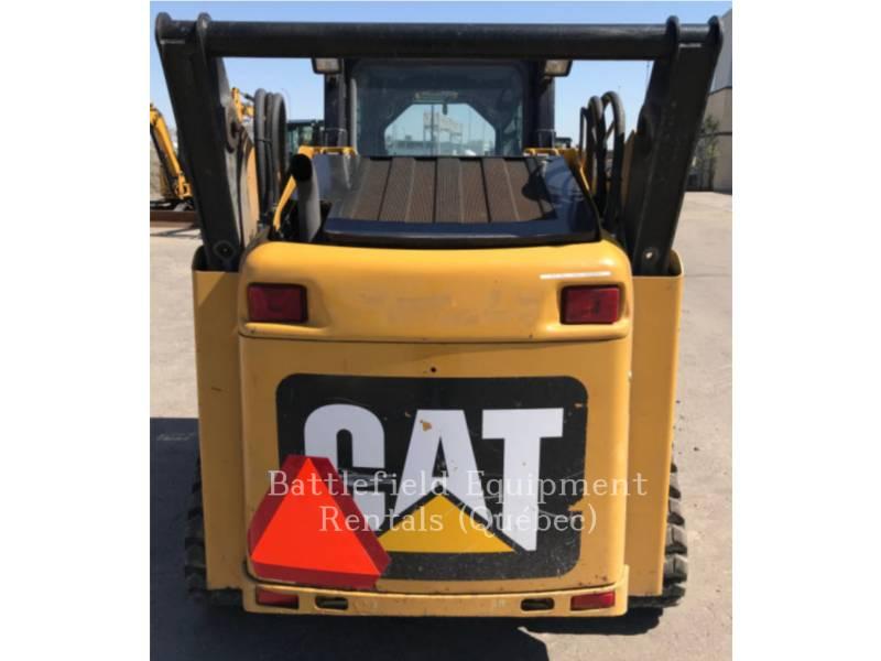 CATERPILLAR DELTALADER 259B3 equipment  photo 3