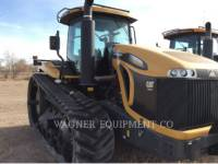 Equipment photo AGCO MT855C LANDWIRTSCHAFTSTRAKTOREN 1