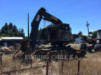 TIMBCO FORESTRY - FELLER BUNCHERS - TRACK T445D equipment  photo 8