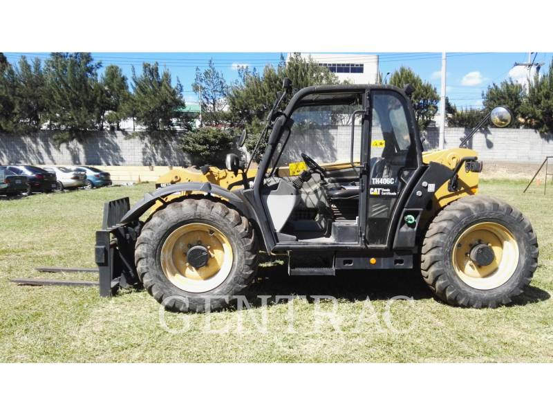 CATERPILLAR TELEHANDLER TH406 equipment  photo 5
