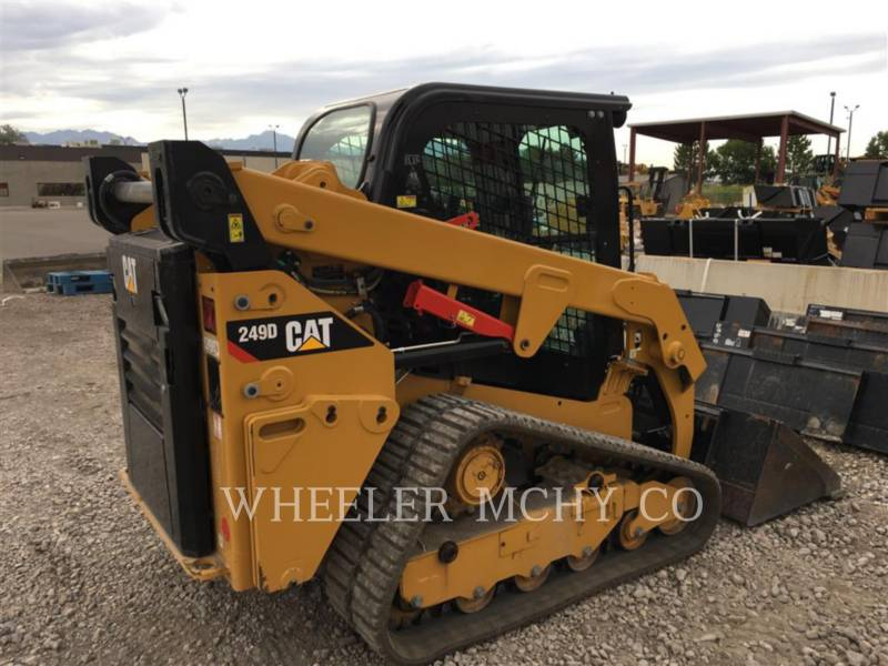 CATERPILLAR UNIWERSALNE ŁADOWARKI 249D C3-H2 equipment  photo 1