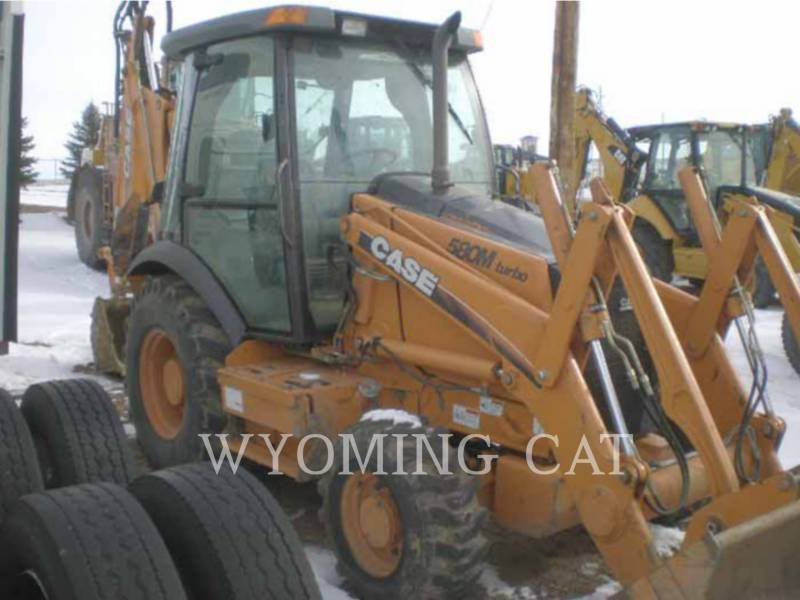 CASE/NEW HOLLAND BAGGERLADER 580M II equipment  photo 1