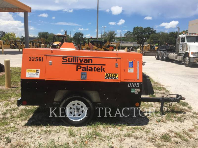 SULLIVAN COMPRESSEUR A AIR D185P DZ equipment  photo 5