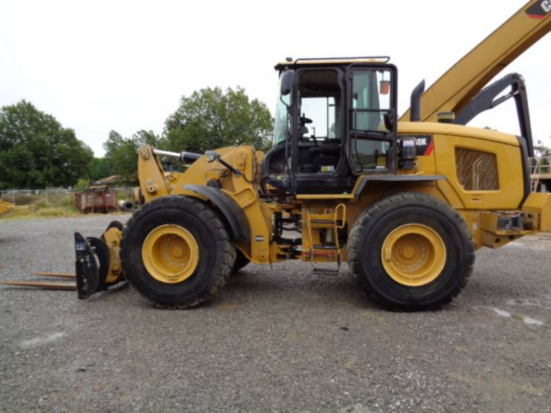 CATERPILLAR WHEEL LOADERS/INTEGRATED TOOLCARRIERS 938K equipment  photo 21