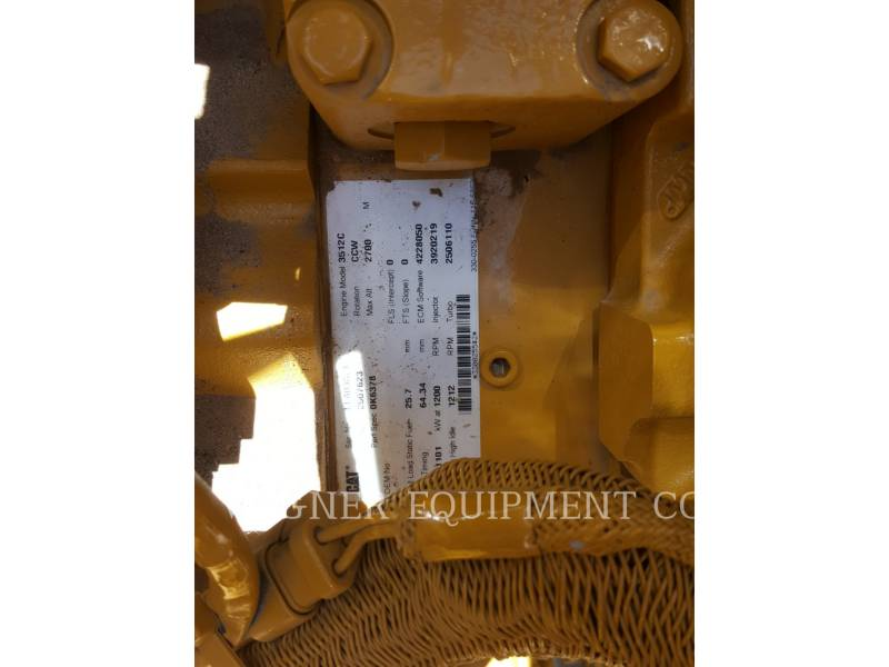 CATERPILLAR STATIONARY - DIESEL 3512C equipment  photo 2
