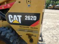 Caterpillar MINIÎNCĂRCĂTOARE RIGIDE MULTIFUNCŢIONALE 262D equipment  photo 23