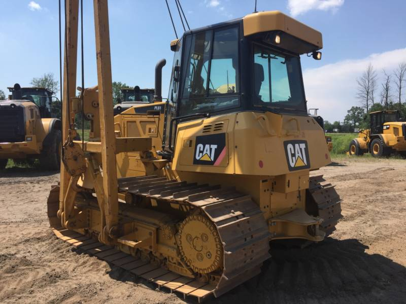 CATERPILLAR パイプレイヤ PL61 equipment  photo 5