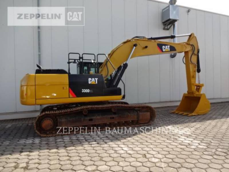 CATERPILLAR TRACK EXCAVATORS 330D2L equipment  photo 7