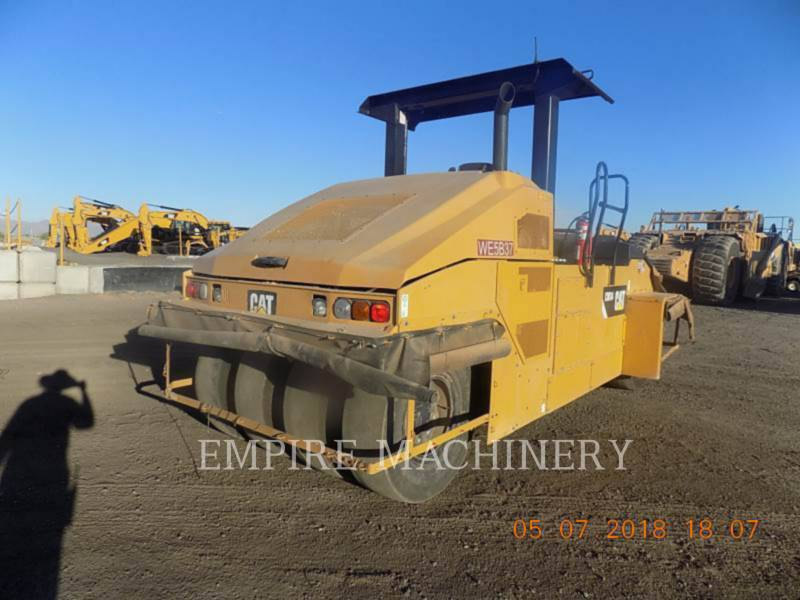 CATERPILLAR 空気式タイヤ・コンパクタ CW34 equipment  photo 2