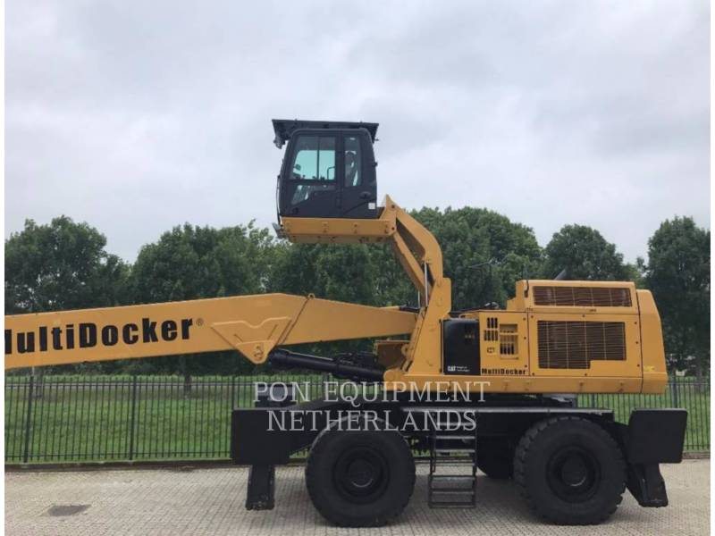 CATERPILLAR KOPARKI GĄSIENICOWE Multidocker CH70D equipment  photo 4