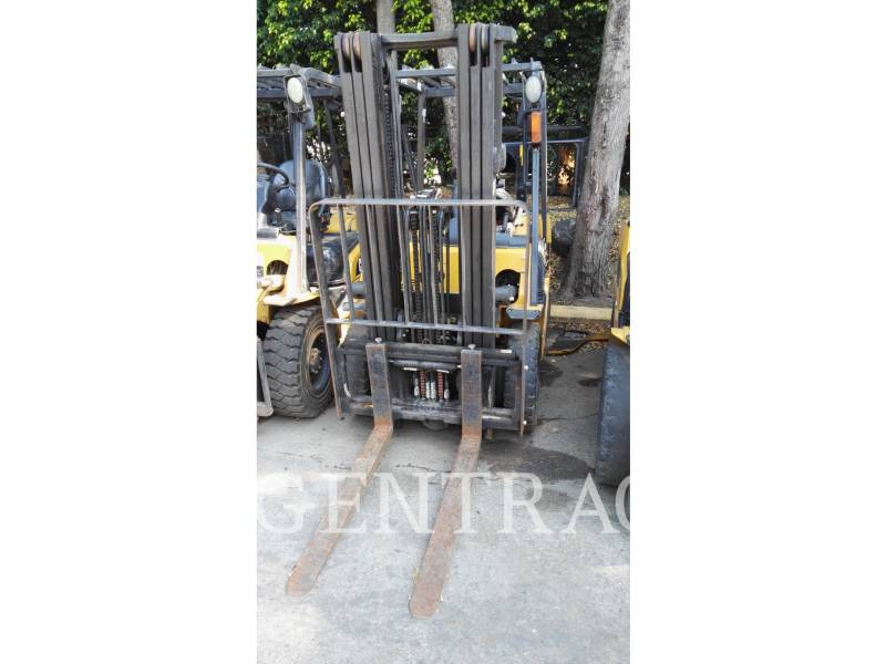 MITSUBISHI CATERPILLAR FORKLIFT FORKLIFTS GP25NM equipment  photo 1