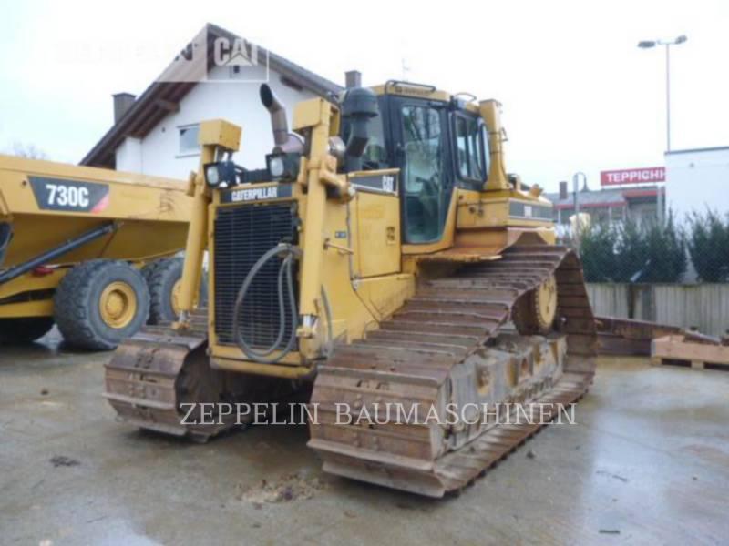 CATERPILLAR TRACTORES DE CADENAS D6RIIILGP equipment  photo 1
