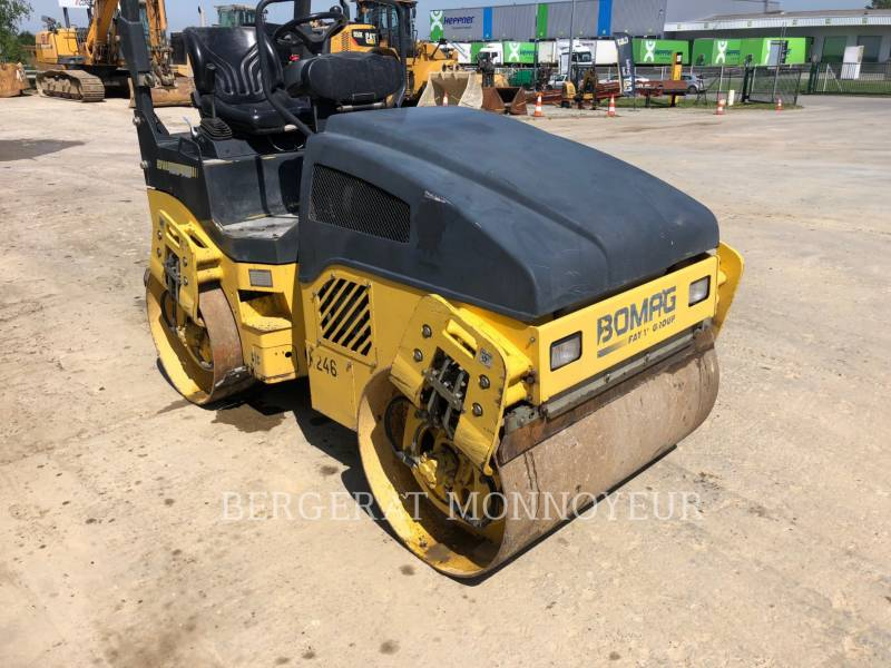 BOMAG COMPACTORS BW120 equipment  photo 3
