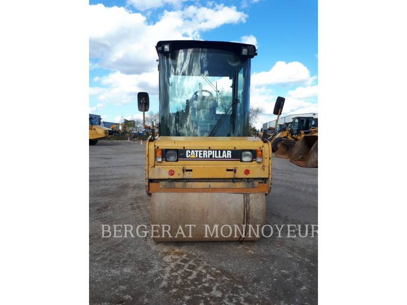 CATERPILLAR COMPACTEURS TANDEMS VIBRANTS CB-434D equipment  photo 5