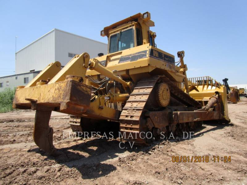 CATERPILLAR TRATTORI CINGOLATI D9R equipment  photo 6