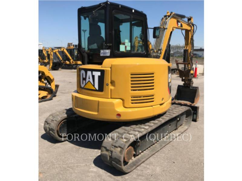 CATERPILLAR TRACK EXCAVATORS 305E2CR equipment  photo 4