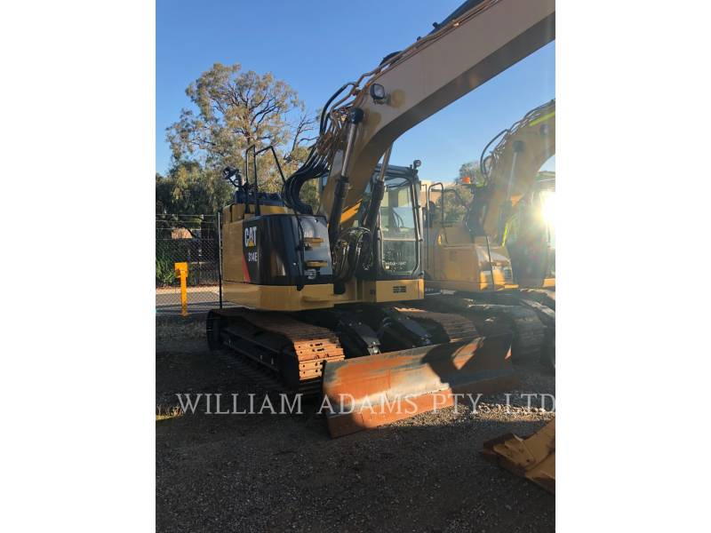 CATERPILLAR TRACK EXCAVATORS 314E CR equipment  photo 1