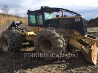 Equipment photo Caterpillar 545 SILVICULTURĂ – EXCAVATOR FORESTIER 1
