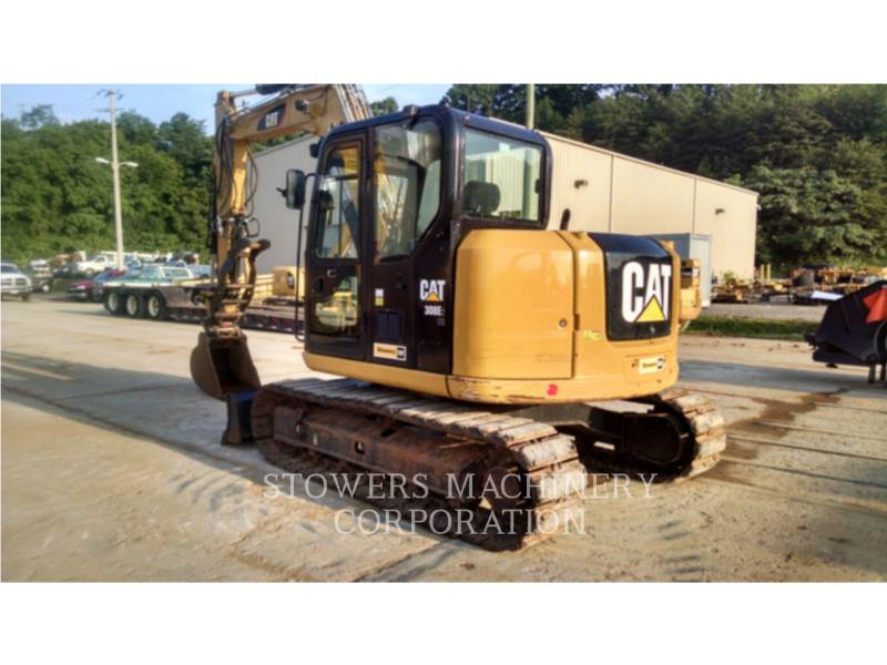 CATERPILLAR KOPARKI GĄSIENICOWE 308E2 equipment  photo 4