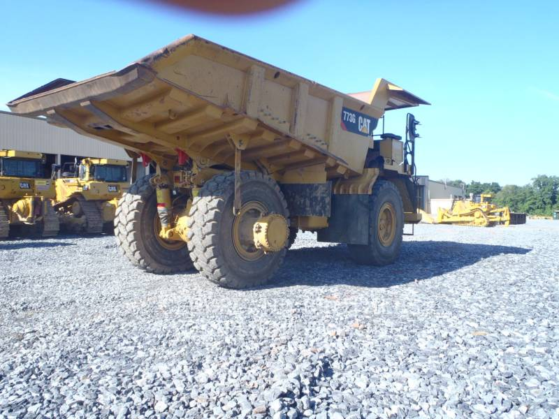 CATERPILLAR OFF HIGHWAY TRUCKS 773G equipment  photo 4