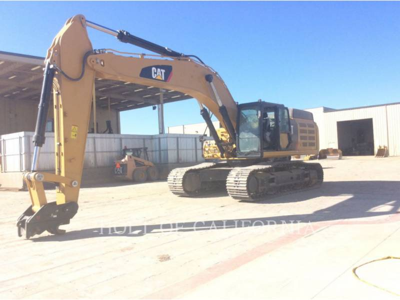 CATERPILLAR EXCAVADORAS DE CADENAS 349F equipment  photo 1