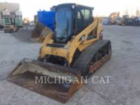 CATERPILLAR CHARGEURS TOUT TERRAIN 267B AQ equipment  photo 1