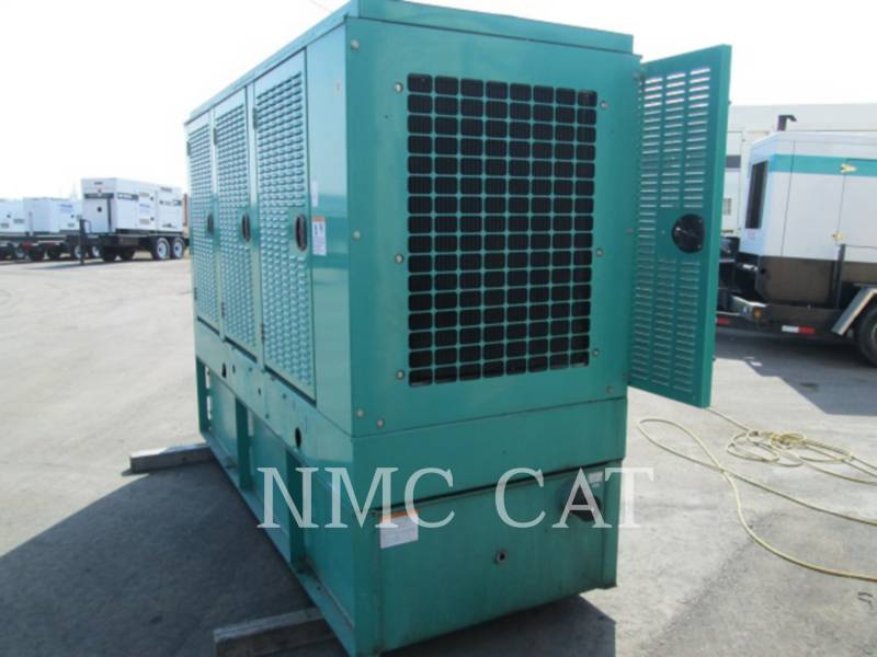 CUMMINS STATIONARY GENERATOR SETS DGEA equipment  photo 3