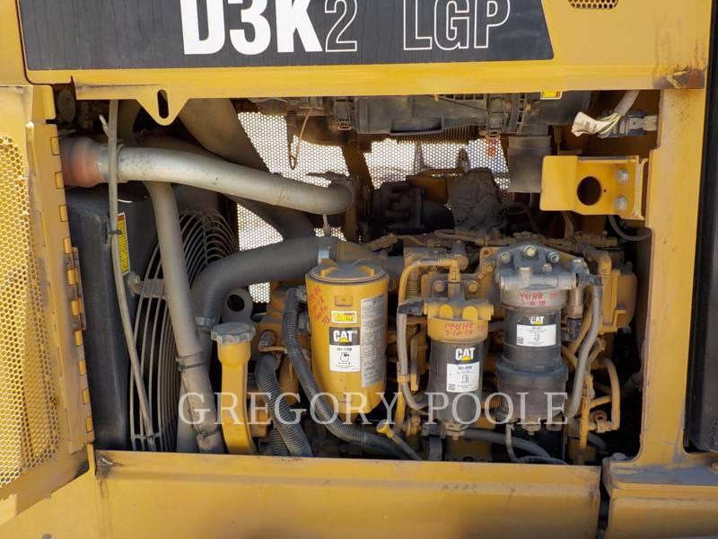 CATERPILLAR TRACTORES DE CADENAS D3K2LGP equipment  photo 15