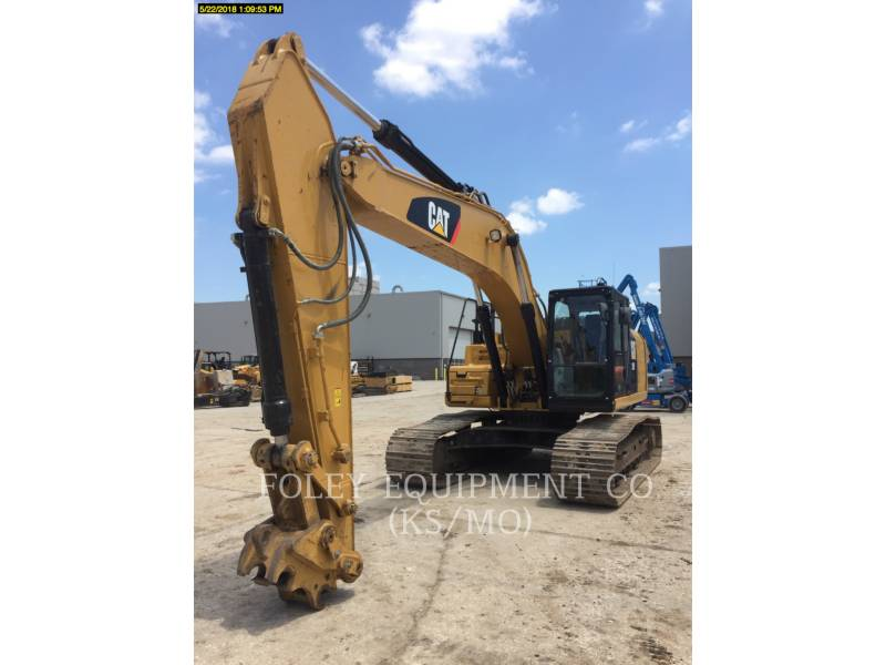 CATERPILLAR ESCAVADEIRAS 329FL equipment  photo 1
