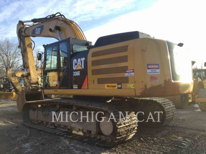 CATERPILLAR PELLES SUR CHAINES 336EL equipment  photo 3