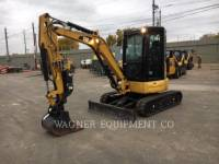CATERPILLAR EXCAVADORAS DE CADENAS 303.5E2 TB equipment  photo 1