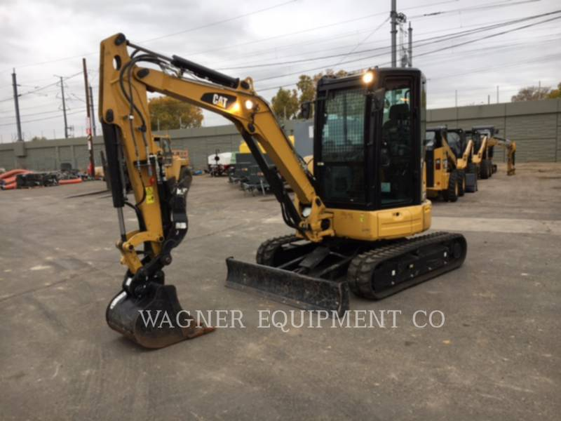CATERPILLAR トラック油圧ショベル 303.5E2 TB equipment  photo 1