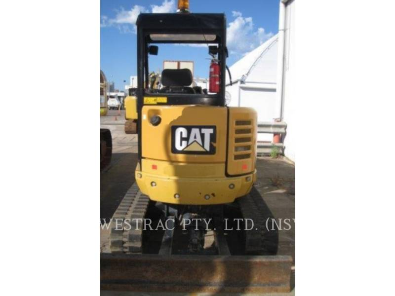 CATERPILLAR PELLE MINIERE EN BUTTE 302.7D equipment  photo 4