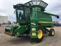 DEERE & CO. COMBINADOS 9550 equipment  photo 4