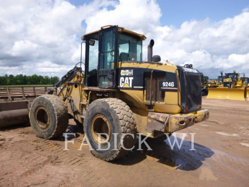 CATERPILLAR CARGADORES DE RUEDAS 924 G equipment  photo 3