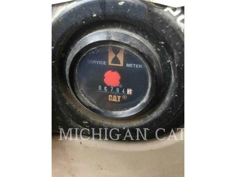 CATERPILLAR TRACK EXCAVATORS 307C equipment  photo 9