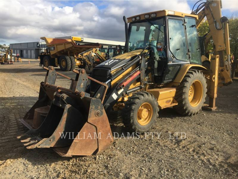CATERPILLAR CHARGEUSES-PELLETEUSES 432 D equipment  photo 1