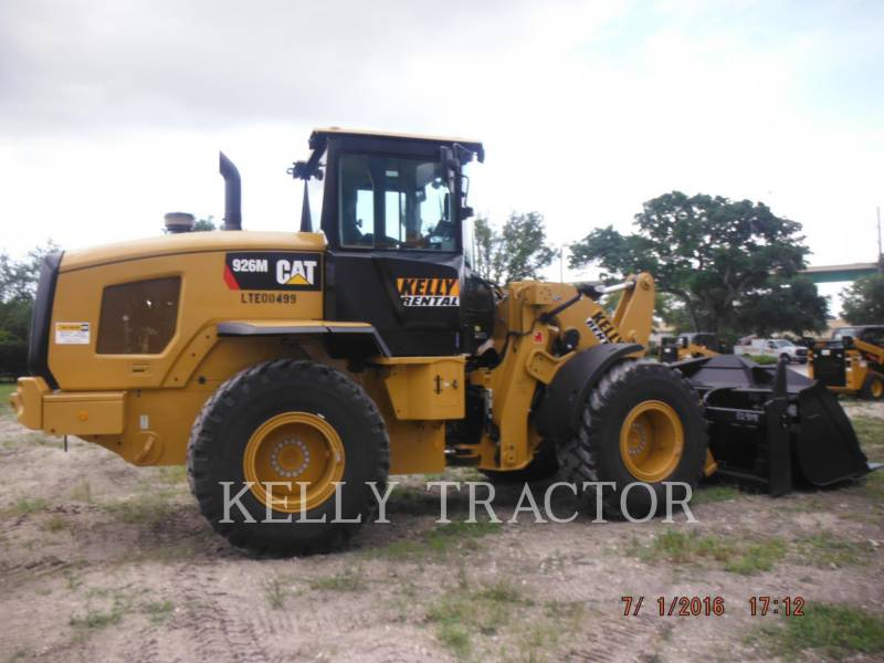 CATERPILLAR CARGADORES DE RUEDAS 926M equipment  photo 2