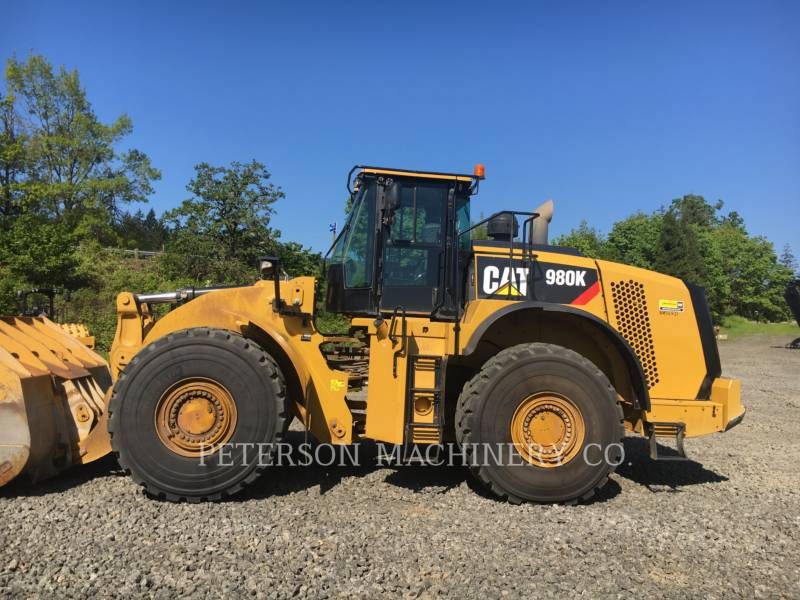 CATERPILLAR CARGADORES DE RUEDAS 980K equipment  photo 4