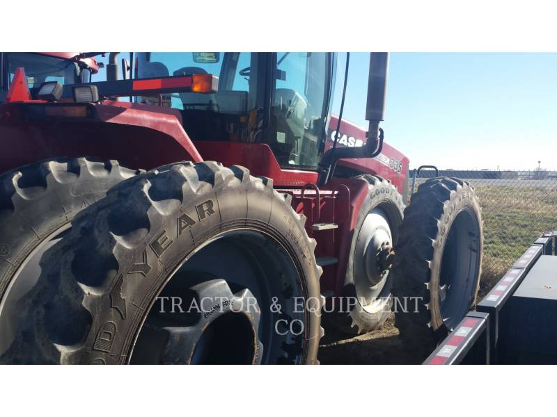 CASE TRACTEURS AGRICOLES 335 equipment  photo 2