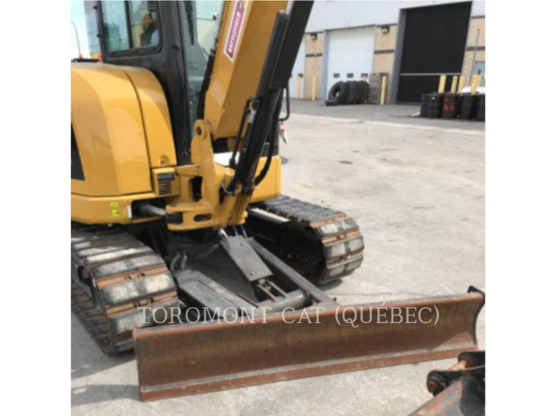 CATERPILLAR PELLES SUR CHAINES 305.5E2 CR equipment  photo 10