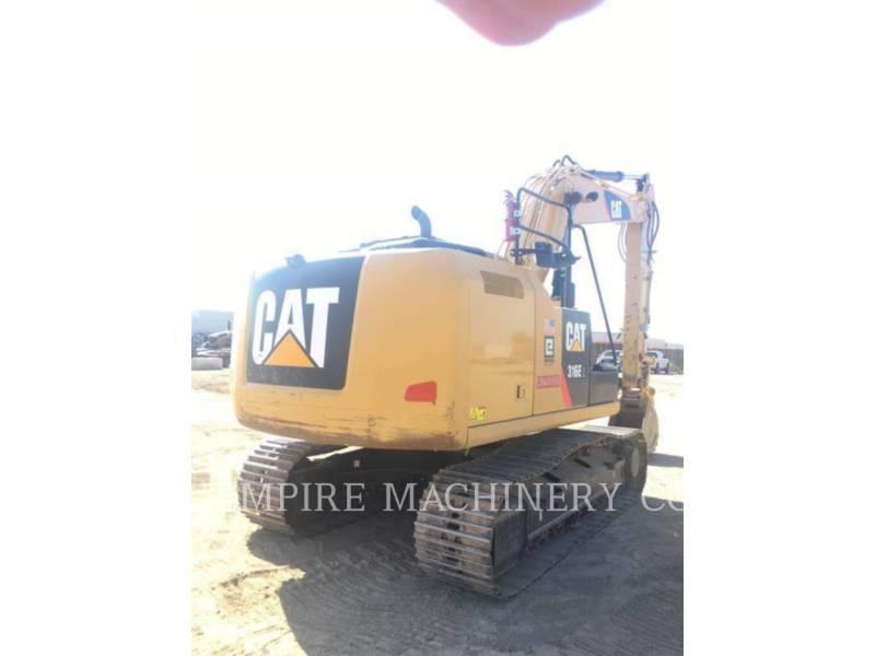 CATERPILLAR PELLES SUR CHAINES 316EL equipment  photo 3