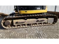 CATERPILLAR TRACK EXCAVATORS 314DLCR equipment  photo 14