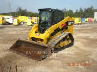 Equipment photo CATERPILLAR 279D 多様地形対応ローダ 1